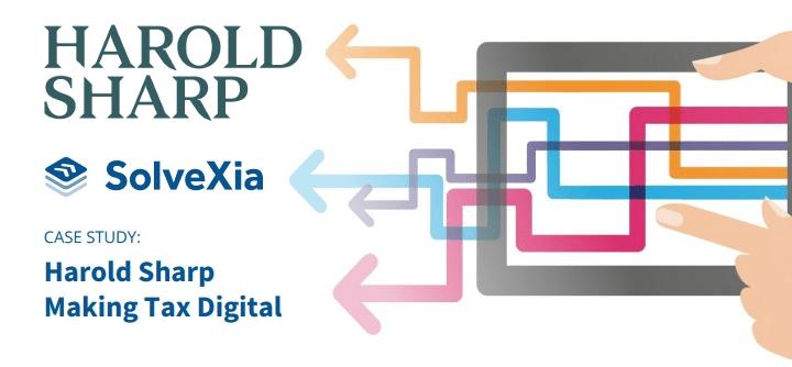 MTD for VAT – Harold Sharp Solving the Digital Connectivity Issue