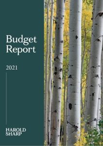 Budget Summary Cover